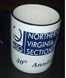 30th Anniversary Mug Right